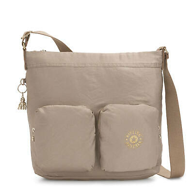 Kipling Eirene Metallic Crossbody Bag