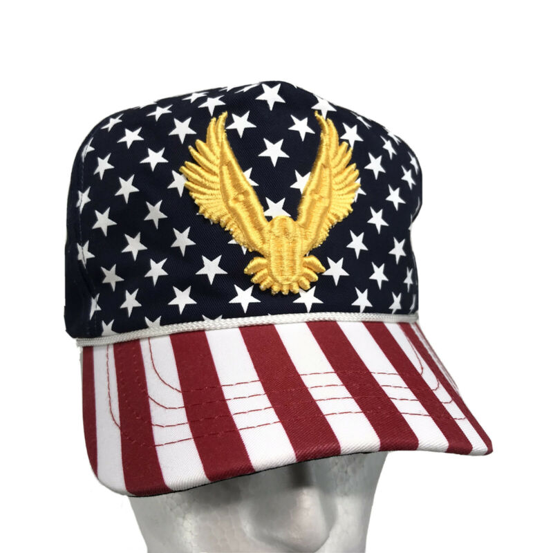 RARE TRUMP MAGA New Official Authentic Cali Fame Freedom 2020 Campaign Hat Cap