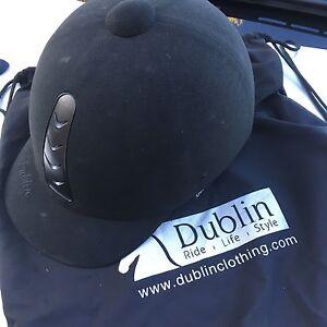 Dublin Helmet - Horse riding Wishart Brisbane South East Preview