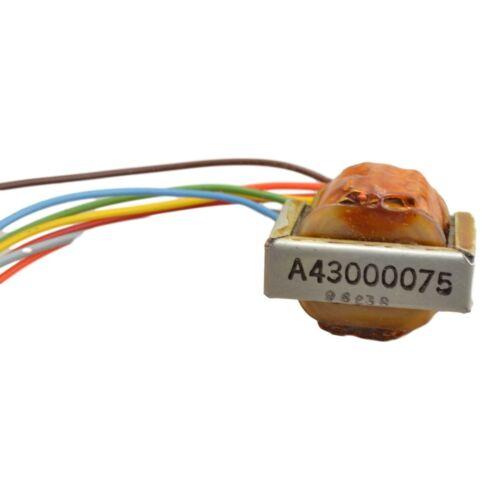 DNE TECHNOLOGIES INC Audio Frequency Transformer NSN 5950-00-409-0331