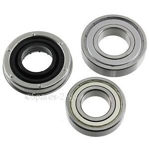 HOTPOINT Washing Machine Drum Bearing & Seal Kit 35mm WMD960PUK WMD960GUK