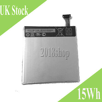 Battery For C11p1304 Fit Asus Memo Pad Hd 7 Me173x Tablet 3.8v 15wh Uk