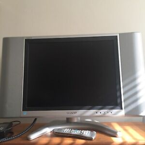 Sharp 20 inch tv