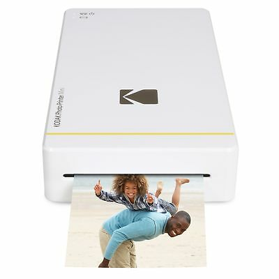 Kodak Mini Portable Mobile Instant Photo Printer Wifi Color Selphy Apple Android