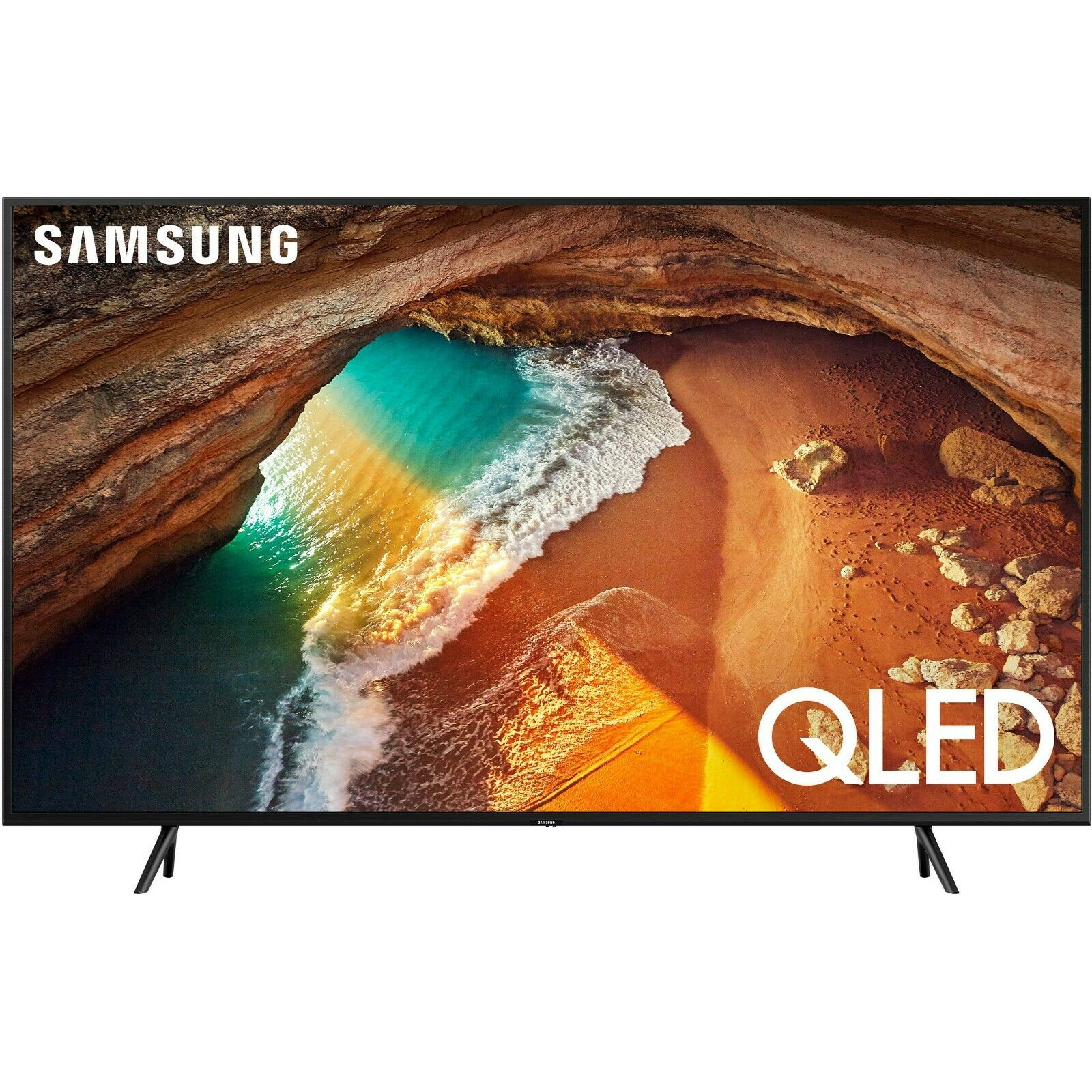 "Samsung 49"" 4K Ultra HD HDR Smart QLED TV *QN49Q60R"