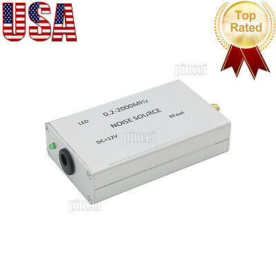 Noise Signal Generator Noise Source Simple Spectrum 0.2-2000m Tracking Source Us