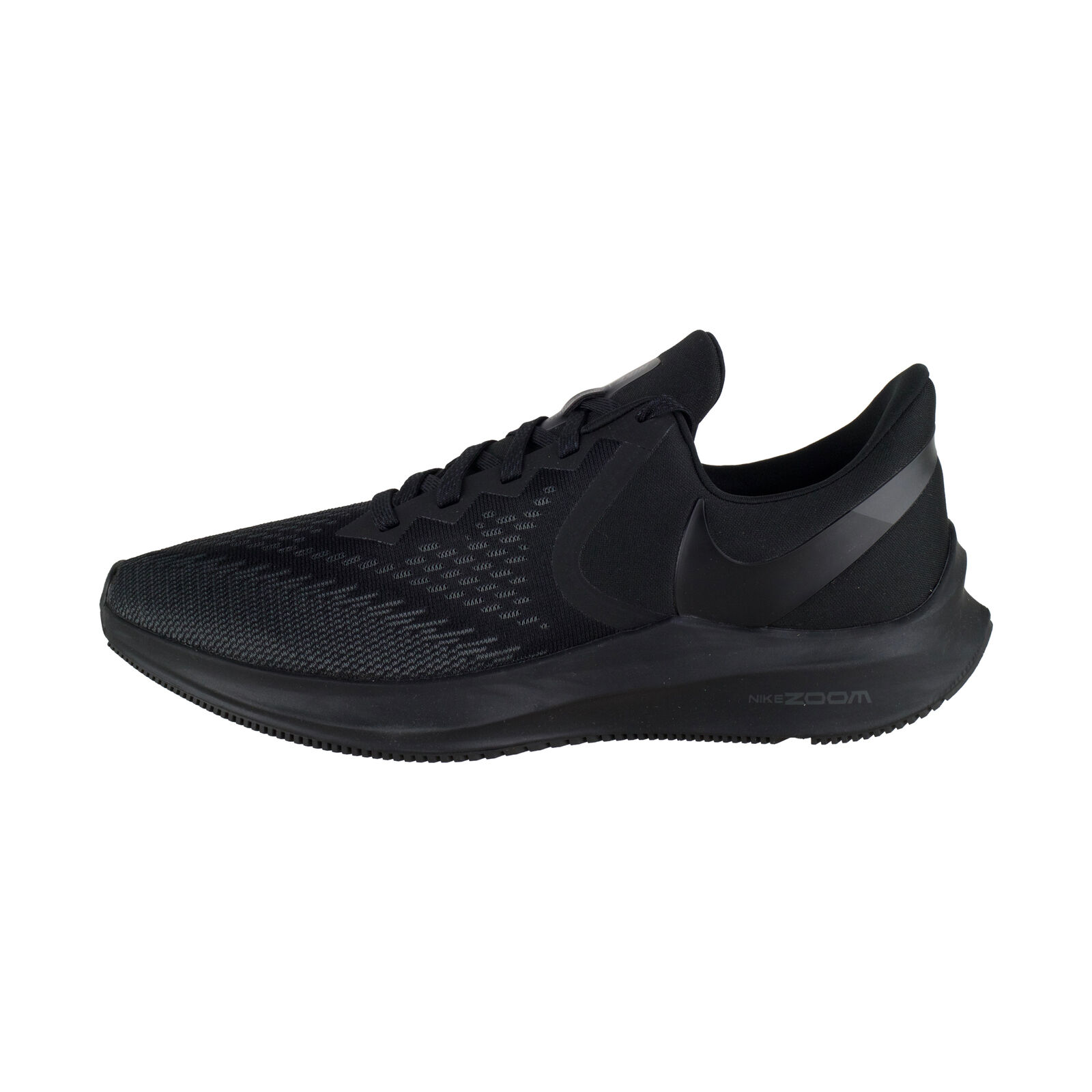 cute cheap biggest discount promo codes Details about Nike Air Zoom Winflo 6 Black AQ7497-004