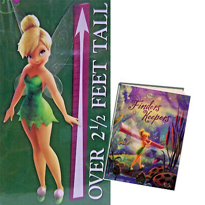 Tinkerbell Story Book (Disney Fairies Story Book with Tinker Bell Standee: Finders)