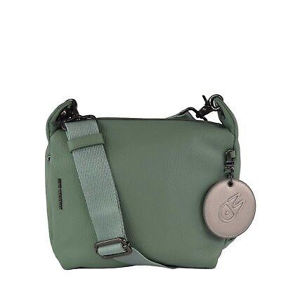 Bay Leder Tasche (Mandarina Duck Mellow Leather Umhängetasche Green Bay FZT5222K Ledertasche Grün)