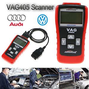 VAG405 KW809 OBD2 EOBD Car Diagnostic Scanner Tool Code Reader for VW AUDI