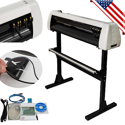 U 33 Vinyl Cutter Sign Cutting Plotter Machine With Contour Cut Function Office
