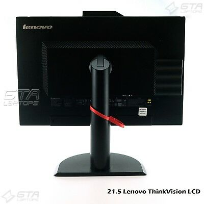 "21.5"" Lenovo LED LCD Monitor  LT2223zwC  Interface: VGA HDMI Display Port USB3.0"