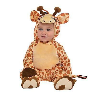 Toddler Baby Giraffe Tier Kostüm Overall Kostüm Wildtiere Zoo Madagaskar