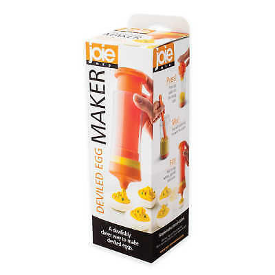 Joie Msc Deviled Egg Maker   7 Piece Bpa Free Plastic Set