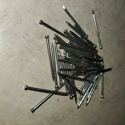 3d Finish Nails Stainless Steel 18-8. Approximately 100 Pieces 2 Oz Apx