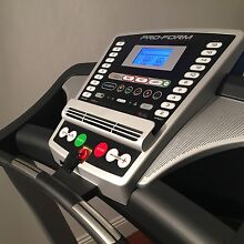 PROFORM Treadmill, including treadmill mat and maintenance kit Paddington Eastern Suburbs Preview