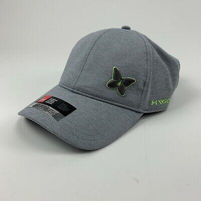Womens Under Armour Hat Cap Grey Adjustable Strap Kapalua Golf Course Hawaii