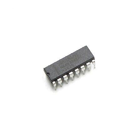 1pcs Max232aepe Ic 5v-powered Multichannel Rs-232 Drivers Maxim Dip-16