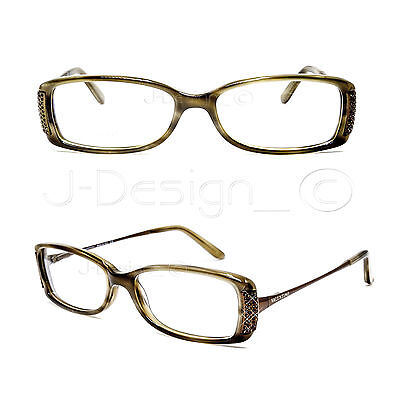 VALENTINO 5525/U 0NHJ Colored Stone Eyeglasses Rx - Made in Italy -New Authentic