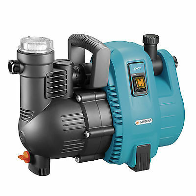 GARDENA Comfort Gartenpumpe Wasserpumpe 4000/5 1100W 4000 l/h 4,5 bar 1732-20