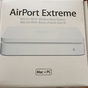 AirPort Extreme / Routeur Apple