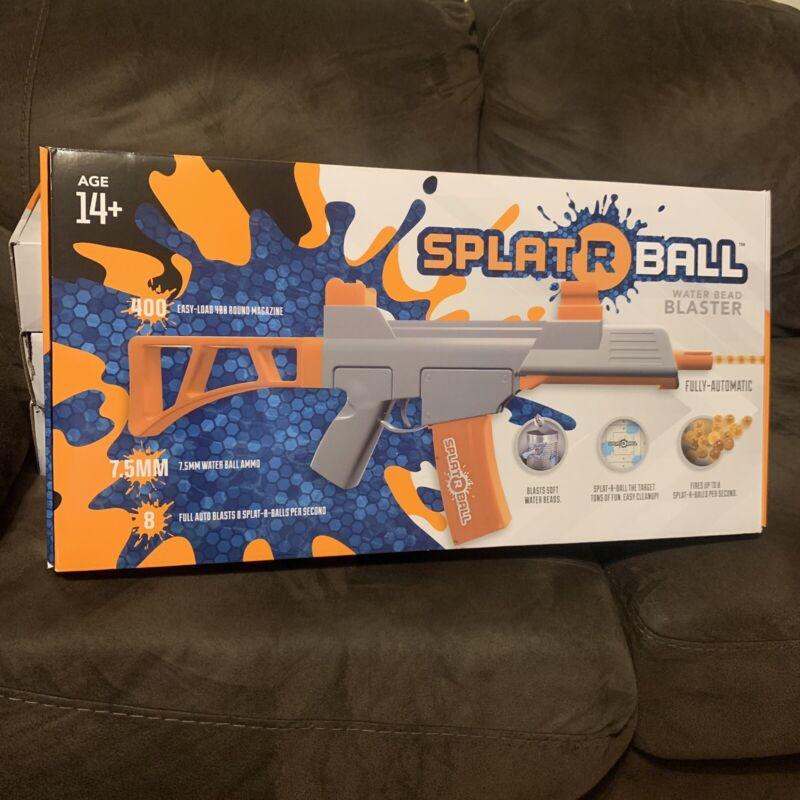 Daisy Splat R Ball Toy Gun - Gray/Orange