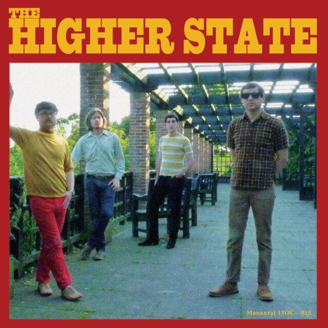 THE HIGHER STATE s/t US vinyl LP + MP3 NEW / UNPLAYED garage folk punk psych