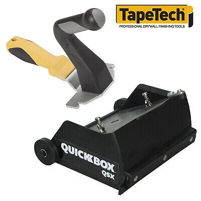 Tapetech Quickbox Qsx 6.5 Fast Set Compound Flat Box Wwizard Compact Handle