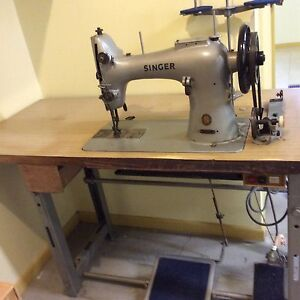 Industrial sewing machine Hope Island Gold Coast North Preview