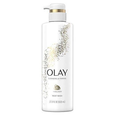 Olay Olay cleansing & firming body wash with vitamin b3 and collagen, 17.9 covid 19 (Firming Body Wash coronavirus)
