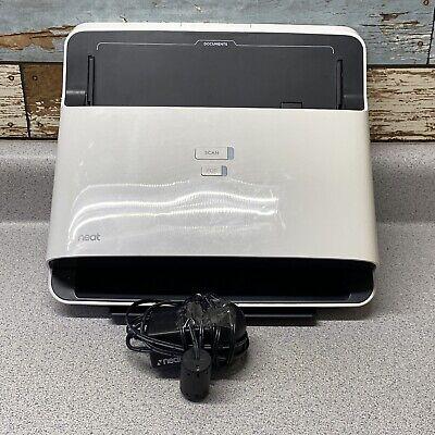 Neat Desk ND-1000 Desktop Receipts Scanner + Digital Filing System - Not Tested