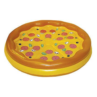 Swimline 90647 Personal Pizza Island Inflatable Swimming Poo