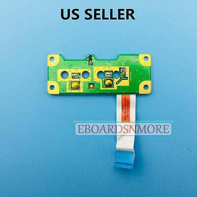 (Original HP G50 G60, Compaq CQ50 CQ60 Power Button Board w Cable 48.4H503.011 US)