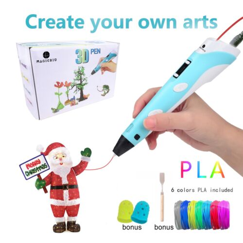 Professional 3D Printing Pen For Adults And Kids Christmas G