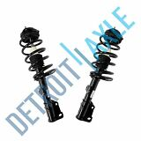 08-17 Dodge Grand Caravan Chrysler Town and Country 2 Front Struts Coil Spring