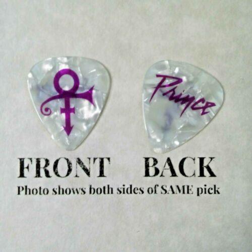 PRINCE band logo signature guitar pick (Q-M14)