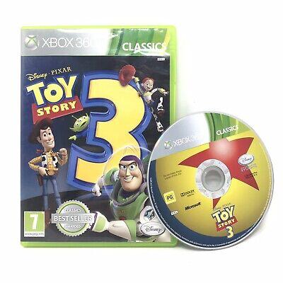 Toy Story 3 (Microsoft Xbox 360, 2010)