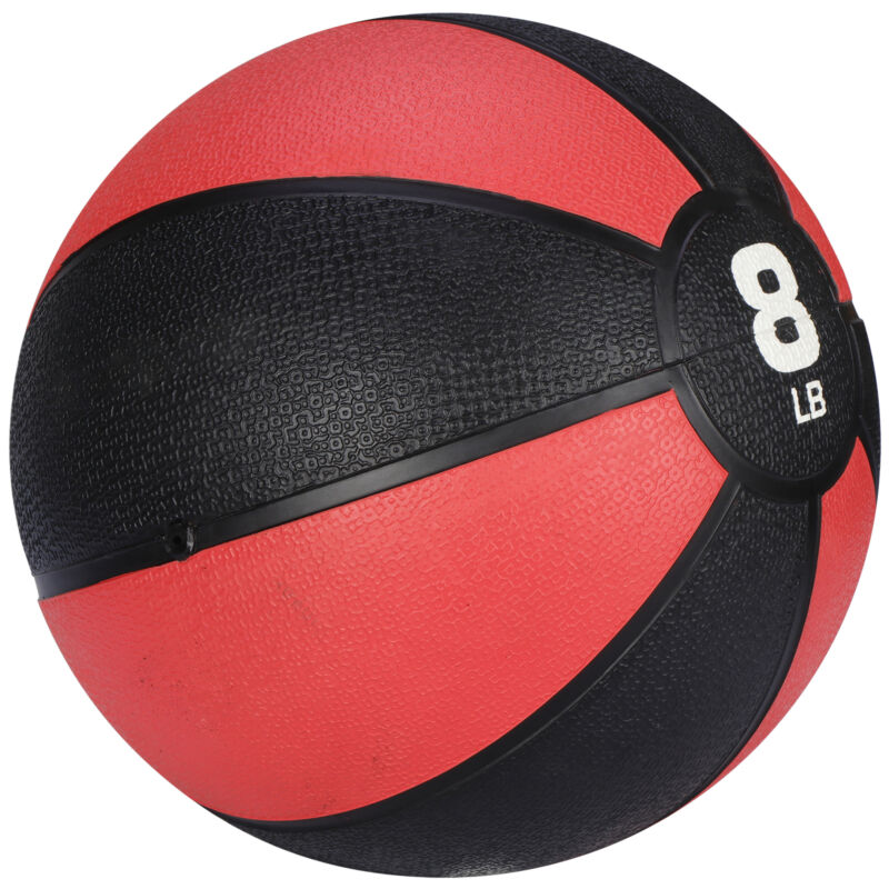 Body Sport Exercise  Medicine Ball  Balance Stability Pilates  for Home Gym 8lb