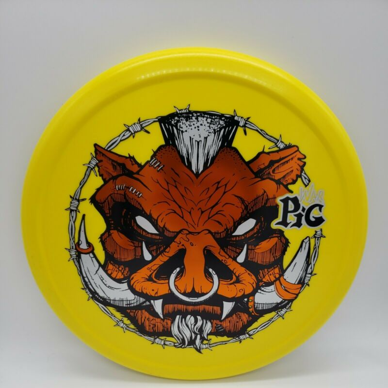 Innova War Pig R-Pro 3-Color Yellow/Copper -Silver Stamp 175g
