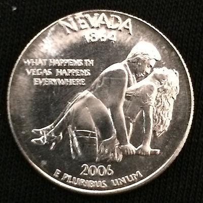 "Nevada 2006 Parody Quarter ""What Happens In Vegas ..."" *FUNNY*"