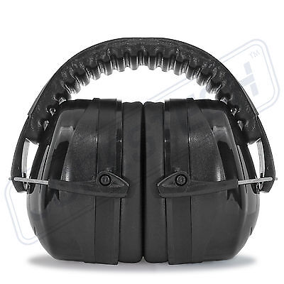 34 Nrr Behind Head Ear Muff Hearing Noise Protection Shooting Range Gun Earmuffs