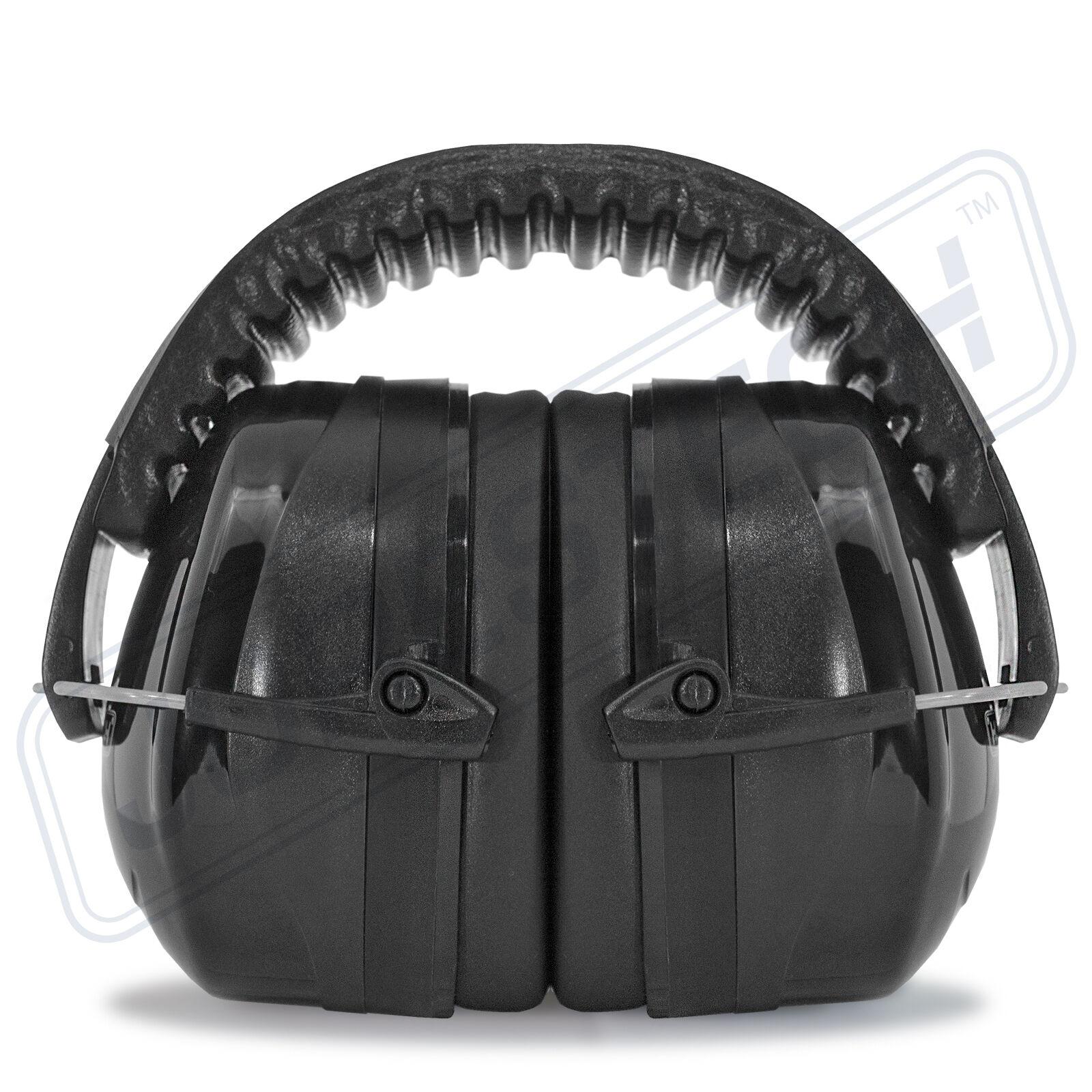 Ear Muffs Hearing Foldable Noise Reduction Protection Gun Sh