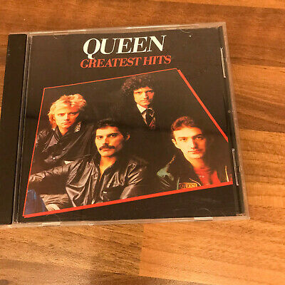Queen - Greatest Hits CD