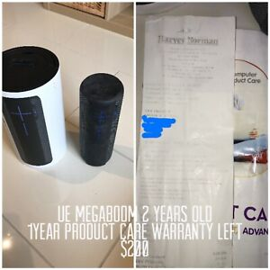 UE MEGABOOM | Speakers | Gumtree Australia Noosa Area - Peregian