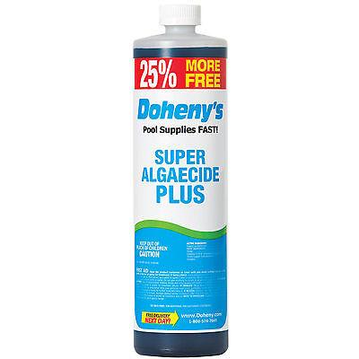 Doheny's Super Algaecide Plus - 40 oz Bottle