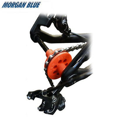 NEW MORGAN BLUE Bike Chain Keeper Thru Axle Bike Maintenance Cleaning tool