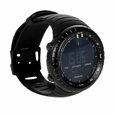 Suunto Core All Black Military Men's Watch - SS014279010