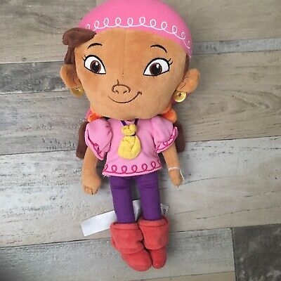 Disney Jr. Jack And The Neverland Pirates Lizzie Plush 13