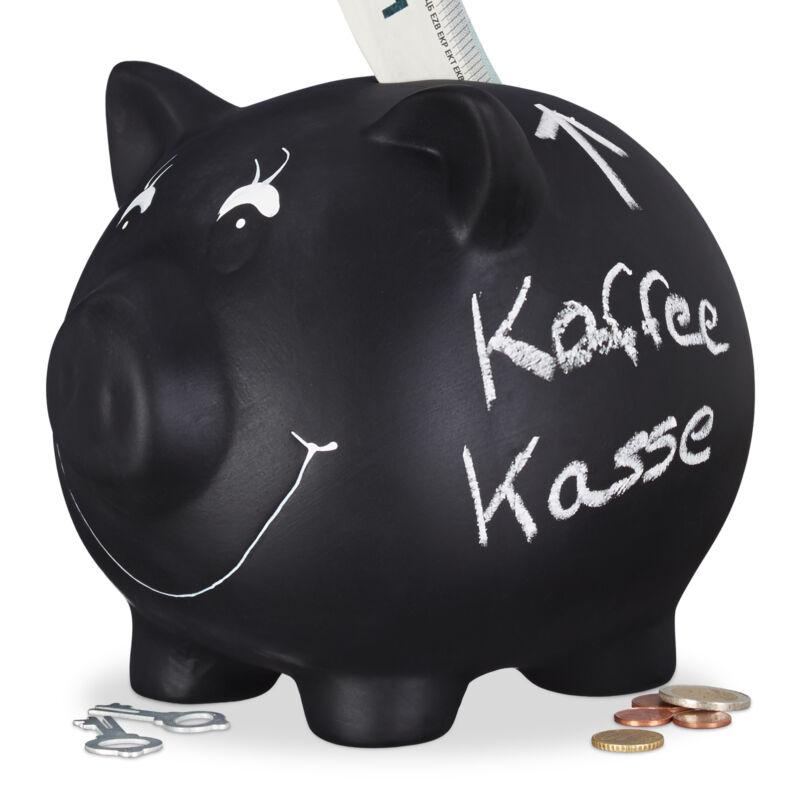 Sparschwein, Spardose, Sparbüchse, Glücksschwein, Kinderspardose, Gelddose, xxl