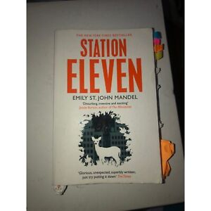 Station eleven emily St. John mandel English textbook VCE